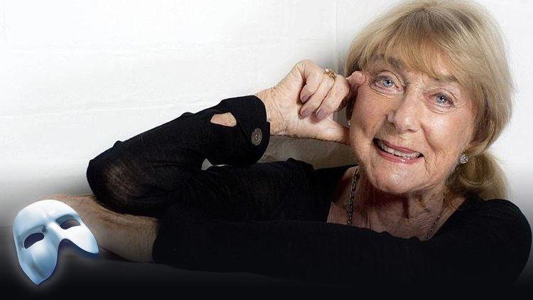 Gillian Lynne Gillian Lynne on Choreography Behind the Scenes The Phantom of
