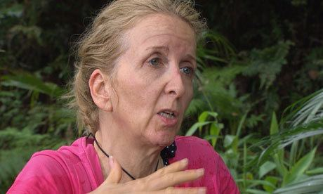 Gillian McKeith I39m A Celebrity viewers turn on Gillian McKeith