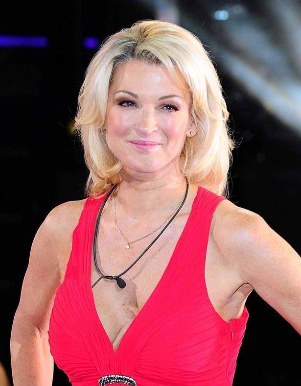 Gillian Taylforth Eastender Gillian Taylforth talks about her move from