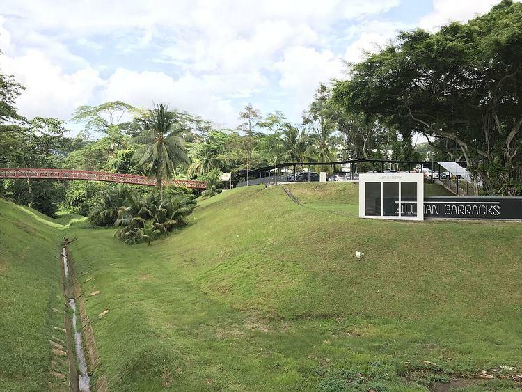 Gillman Barracks