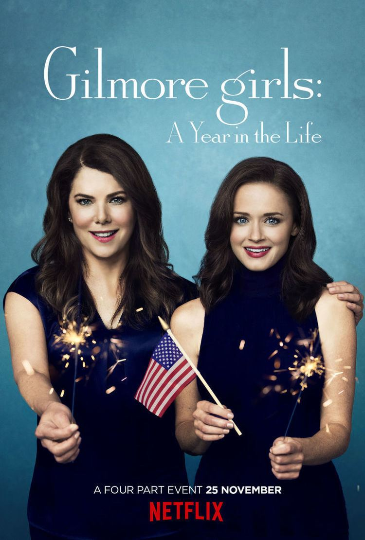 Gilmore Girls Here39s why one Gilmore Girls favourite won39t be back for the Netflix