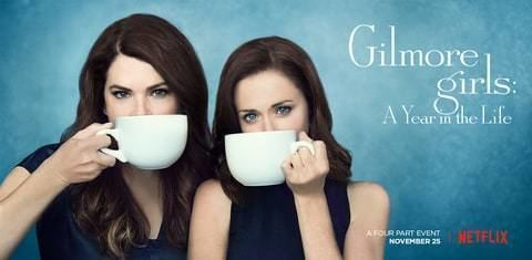 Gilmore Girls Gilmore Girls A Year in the Life39 Reboot Gets a New Poster Us Weekly
