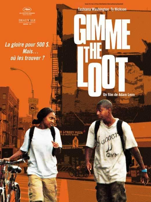 Gimme the Loot (film) Gimme the Loot Movie Posters From Movie Poster Shop