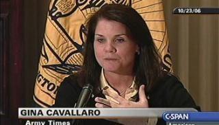 Gina Cavallaro Gina Cavallaro CSPANorg