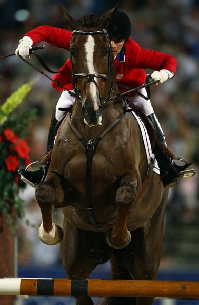 Gina Miles Gina Miles Pictures Olympics Day 4 Equestrian Zimbio
