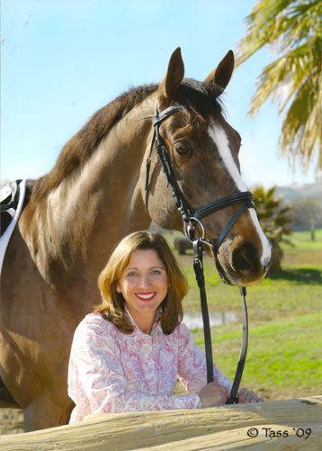 Gina Miles equestriancoachworldcomspaceimagesginamilesjpg