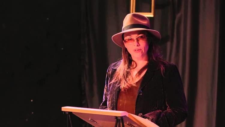 Gina Nemo GINA NEMO INTRO New Voices LA Event Poetry YouTube