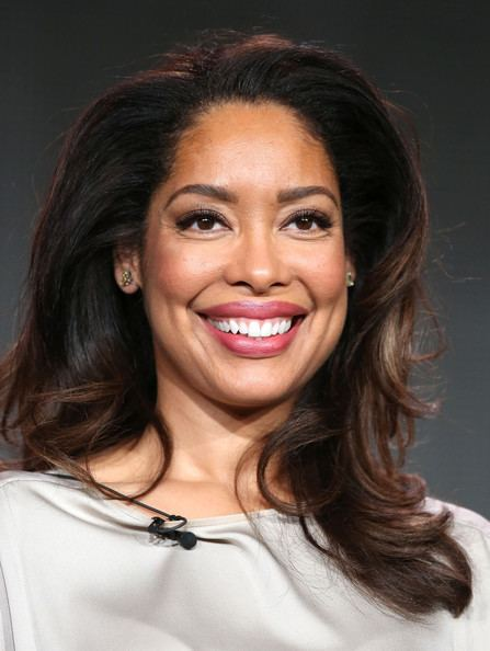 Gina Torres Jessica Pearson Style Lush and Full Actor Gina Torres I like that