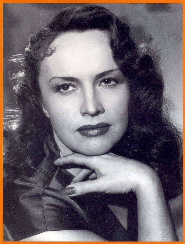 Ginette Leclerc Ginette LECLERC 1950 Le blog du pass