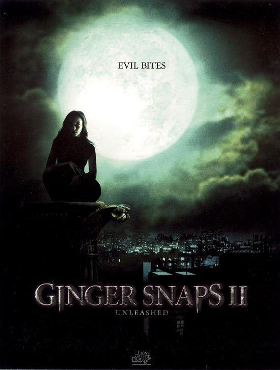 Ginger Snaps 2: Unleashed Ginger Snaps 2 Unleashed Popcorn Horror