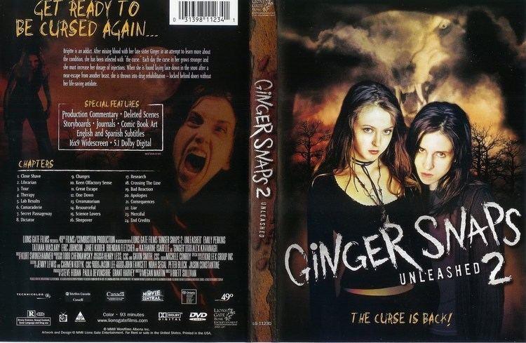 Ginger Snaps 2: Unleashed Ginger Snaps 2 Unleashed2004 ReviewRant 12 YouTube