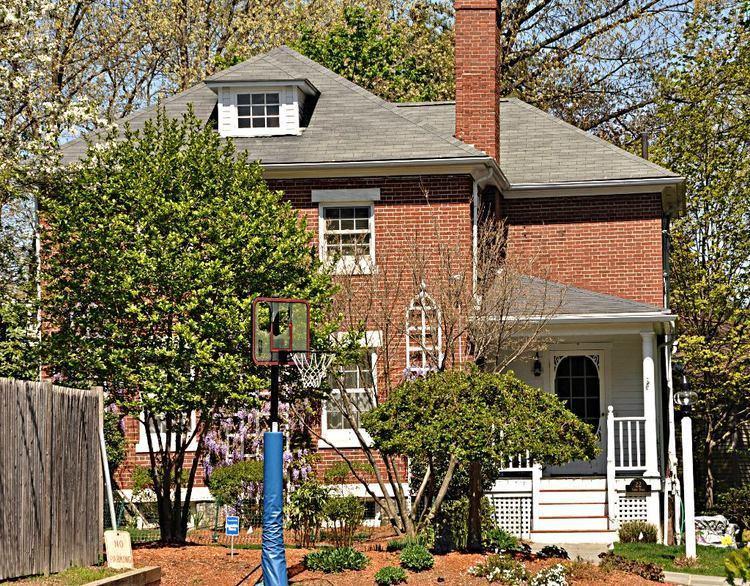 Ginn Gardener's House