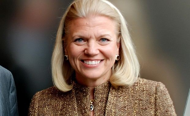 Ginni Rometty Ginni Rometty GenHERation