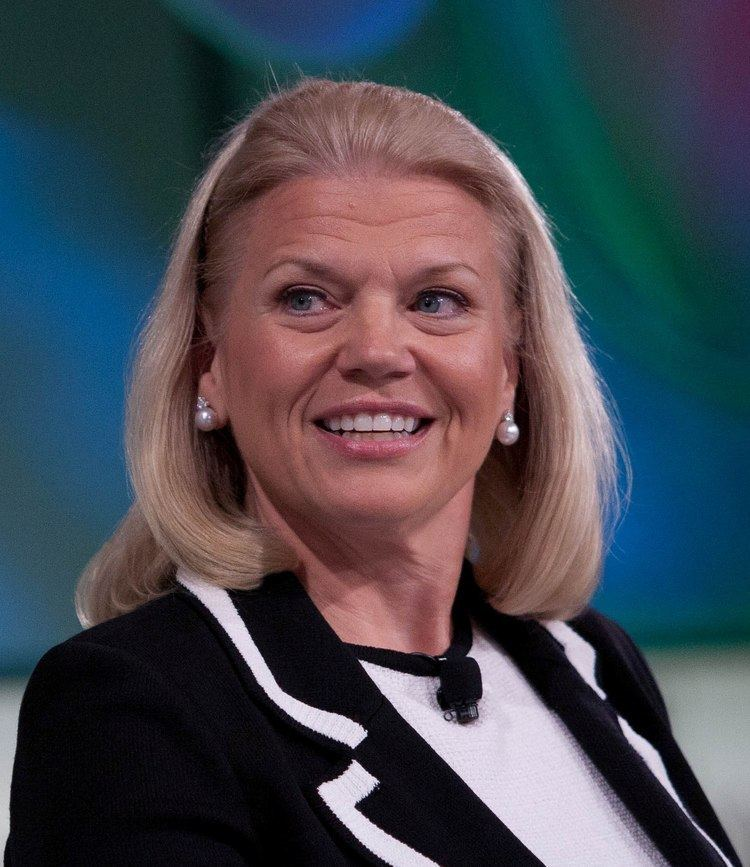 Ginni Rometty Ginni Rometty Wikipedia the free encyclopedia