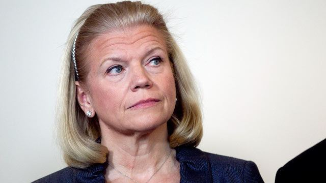 Ginni Rometty Ginni Rometty News Photos and Videos ABC News