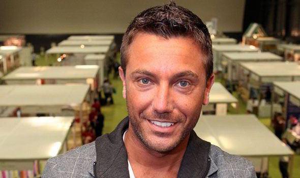 Gino D'Acampo Celebrity traveller Gino D39Acampo Travel News Travel Express