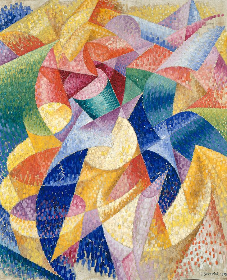 Gino Severini Collection Online Gino Severini Guggenheim Museum