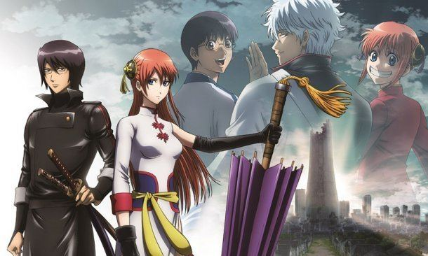 Gintama: The Movie: The Final Chapter: Be Forever Yorozuya movie scenes Gintama The Final Chapter Be Forever Yorozuya Movie Review