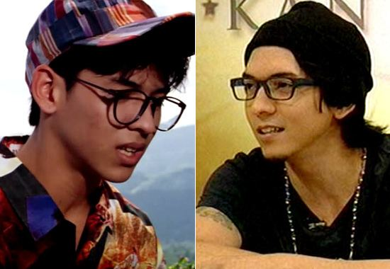 Gio Alvarez Then And Now Pinoy Male Celebrities From The 90s SPOTph