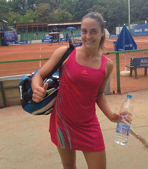 Gioia Barbieri ITF Tennis Pro Circuit Player Profile BARBIERI
