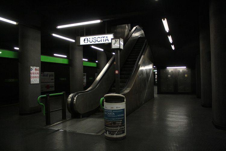 Gioia (Milan Metro)
