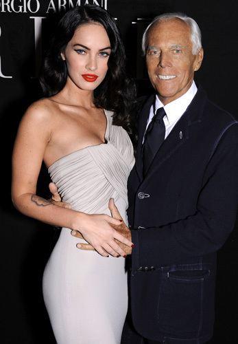 Giorgio Armani Top 10 Shockingly Rich Celebrities Celebrity Networth Giorgio