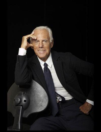 Giorgio Armani Giorgio Armani Fashion Designer Designers The FMD