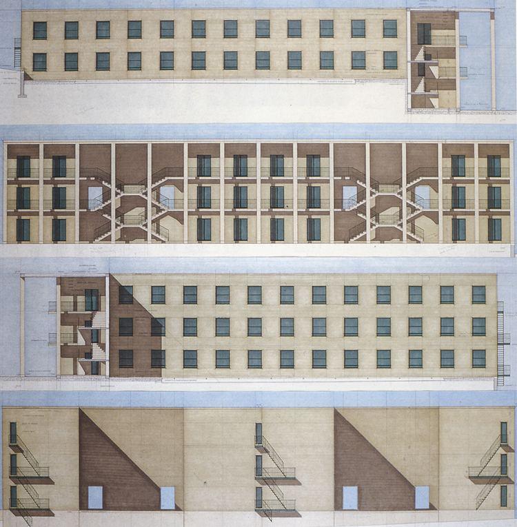 Giorgio Grassi Giorgio Grassi 3970 illustrations 5 Chieti casa