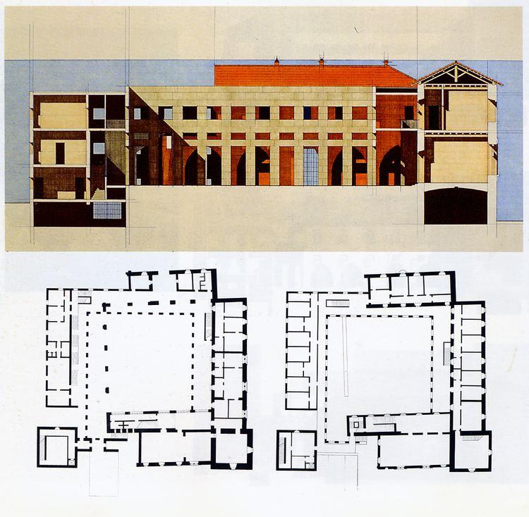 Giorgio Grassi Giorgio Grassi 3970 illustrations 2 Abbiategrasso