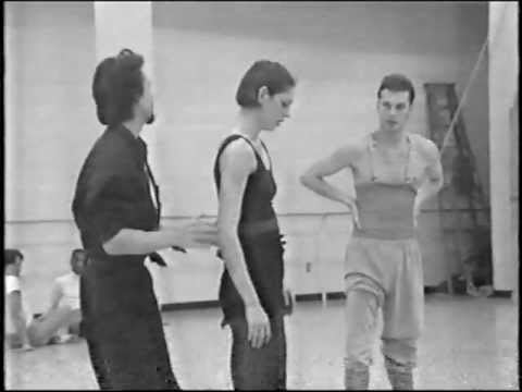 Giorgio Madia Giorgio Madia Anne White at Pennsylvania Ballet YouTube