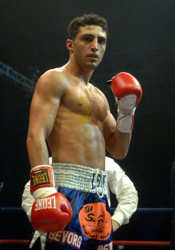 Giorgio Petrosyan Giorgio Petrosyan The Longest Run Fight Network