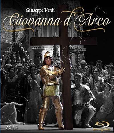 Giovanna d'Arco d39Arco La Scala 2015 DVD