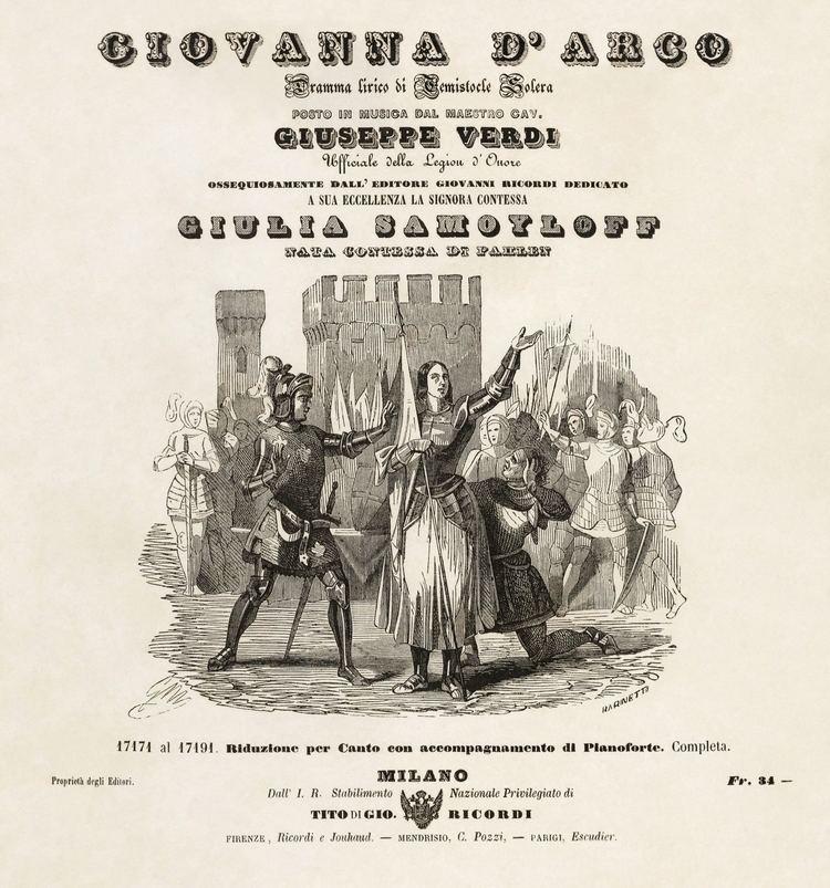 Giovanna d'Arco httpsuploadwikimediaorgwikipediacommons55