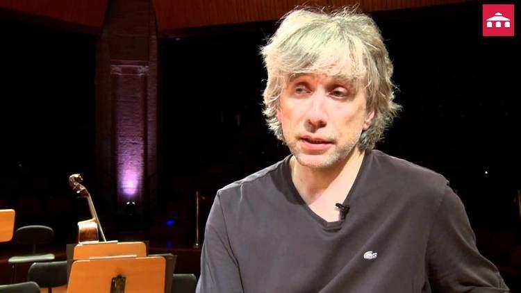 Giovanni Antonini Interview de Giovanni Antonini YouTube