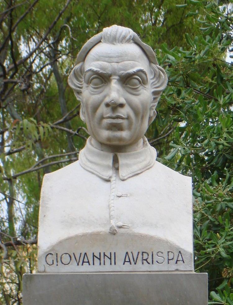 Giovanni Aurispa Giovanni Aurispa Wikipedia