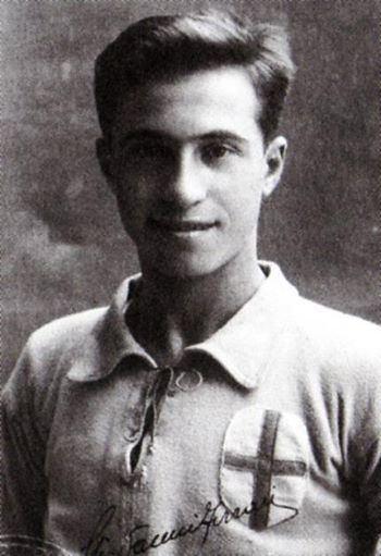 Giovanni Ferrari I giocatori dell39Alessandria Calcio Giovanni Ferrari