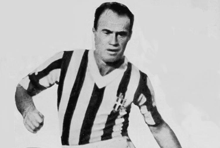 Giovanni Ferrari I miti del calcio Giovanni Ferrari