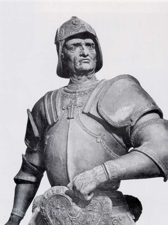 Giovanni Giustiniani The Mad Monarchist Soldier of Monarchy CaptainGeneral Giovanni