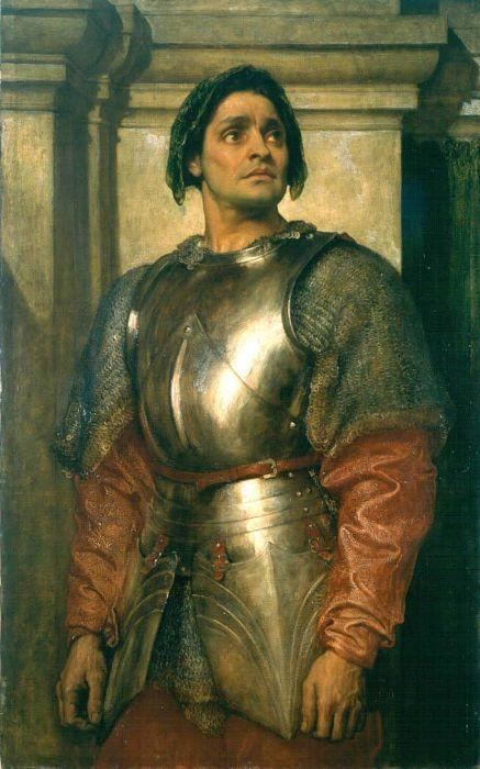 Giovanni Giustiniani The Italian Monarchist The Italian Defender of Constantinople