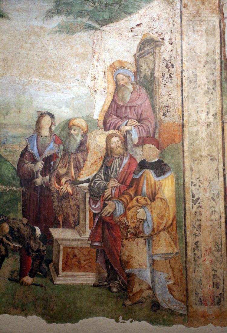 Giovanni Maria Chiodarolo FileGiovanni Maria Chiodarolo e Cesare Tamaroccio attr Martirio