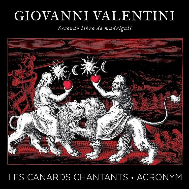 Giovanni Valentini (artist) Giovanni Valentini Secondo libro de madrigali ACRONYM Les