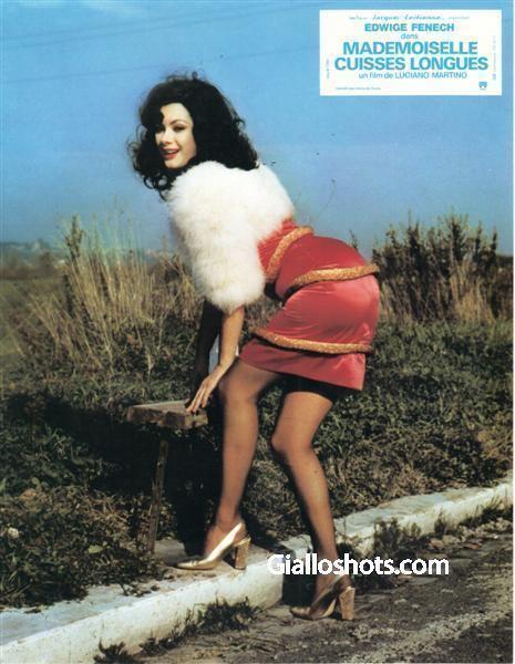 Giovannona Long-Thigh Giovannona Longthigh French LC 6 Giallo Shots