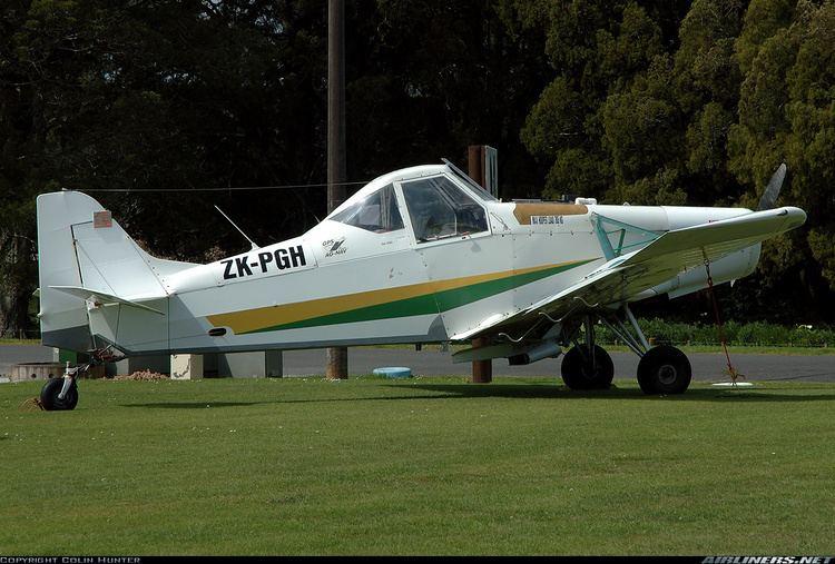 Gippsland GA200 Gippsland GA200 Fatman Untitled Aviation Photo 1117121
