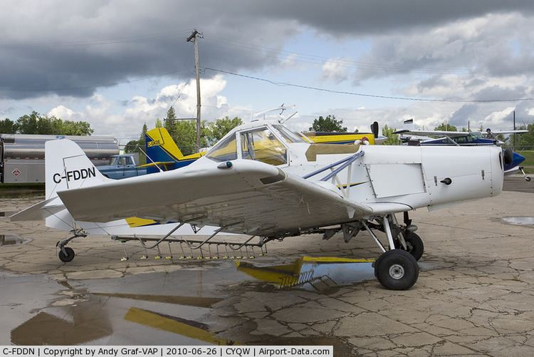 Gippsland GA200 Aircraft CFDDN 1994 Gippsland GA200 Agtrainer CN 2009416