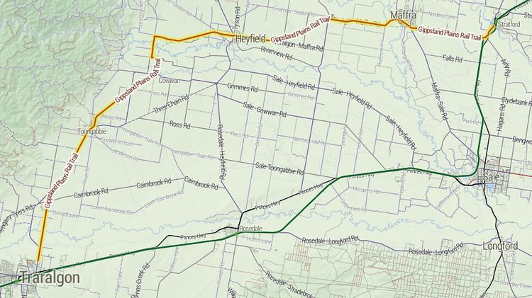 Gippsland Plains Rail Trail