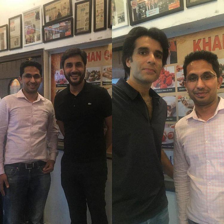 Girish Kohli Mr Adnan Siddiqui Pakistani TV Actor Mr Girish Kohli Flickr