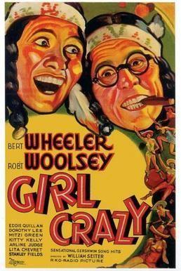 Girl Crazy (1932 film) Girl Crazy 1932 film Wikipedia