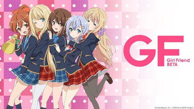 Girl Friend Beta Crunchyroll Forum New Fall Titles Girl Friend BETA BONJOUR