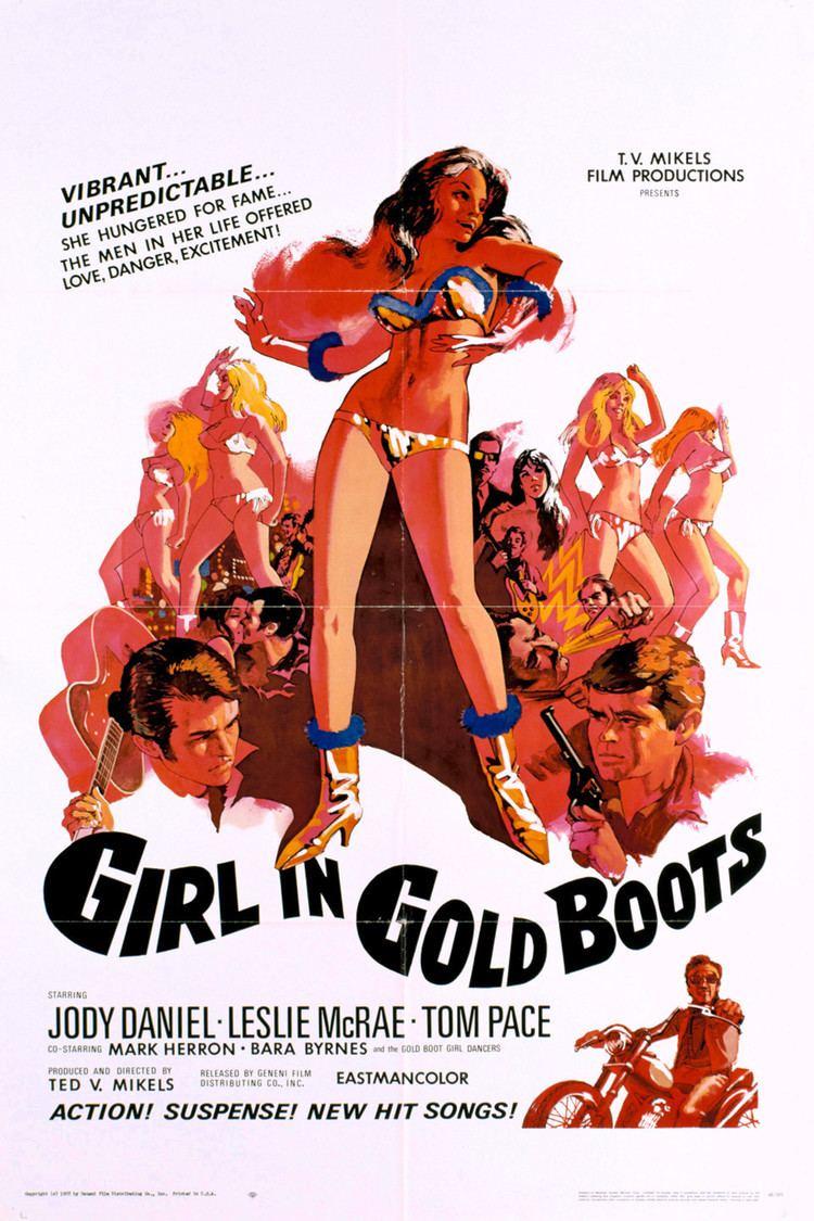 Girl in Gold Boots wwwgstaticcomtvthumbmovieposters47106p47106