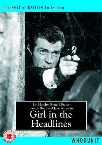 Girl in the Headlines Girl In The Headlines 1963 DVD Amazoncouk Ian Hendry Ronald